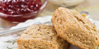 Oat & Wheat Scones