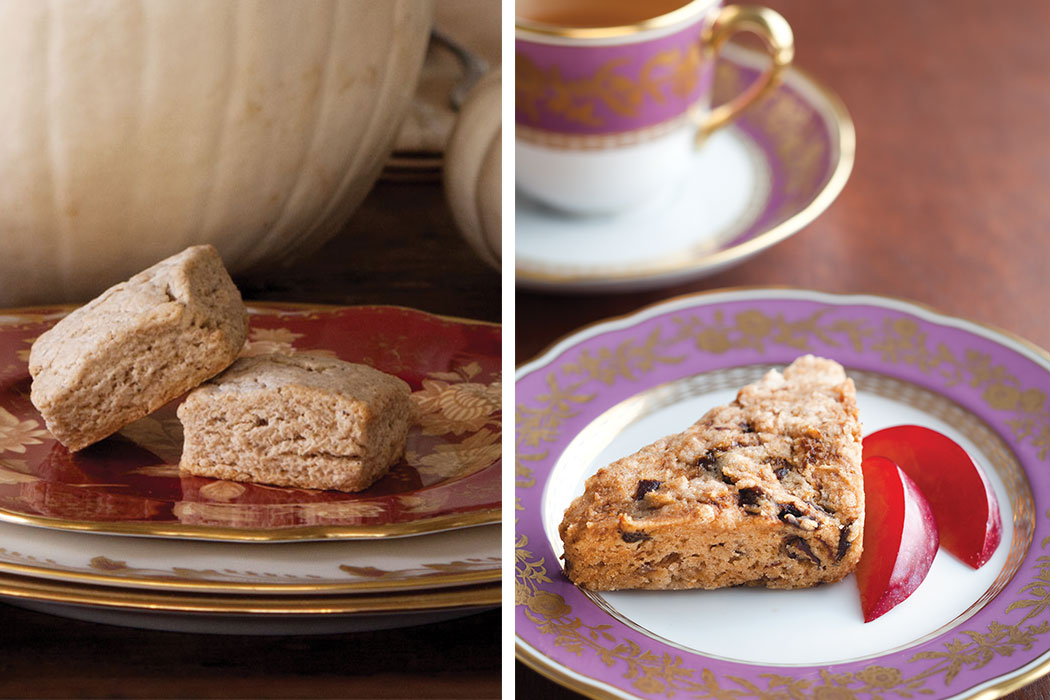 Fall for 5 of Our Favorite Autumn Scones