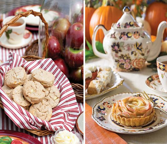10 Delicious Apple Afternoon Tea Recipes