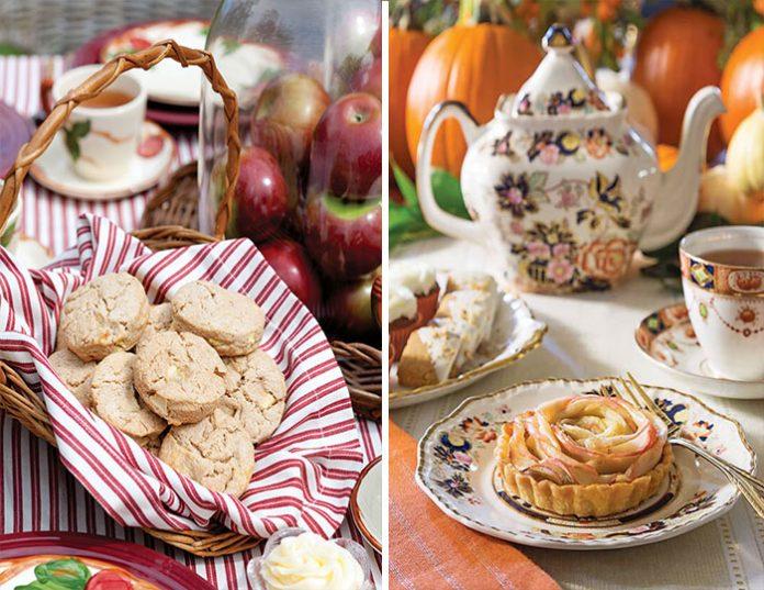 10 Delicious Apple Afternoon Tea Recipes