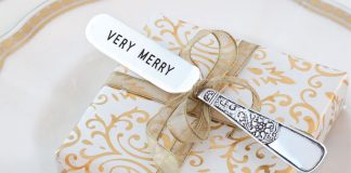 Festive TeaTime Party Favors