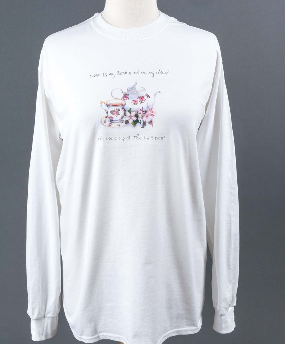 t-shirt - Come to My Garden