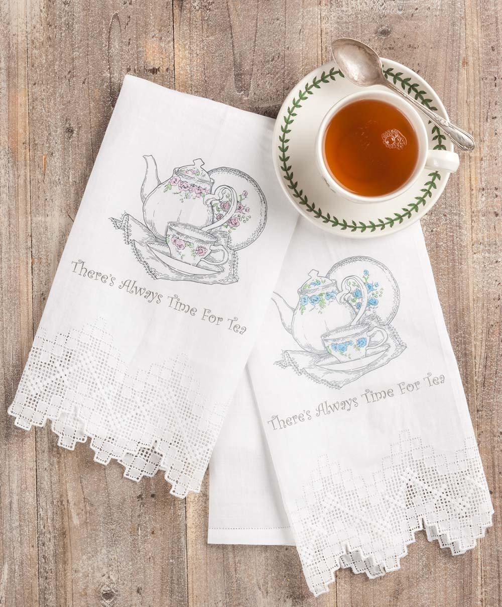Tea Towel - Always Time for Tea