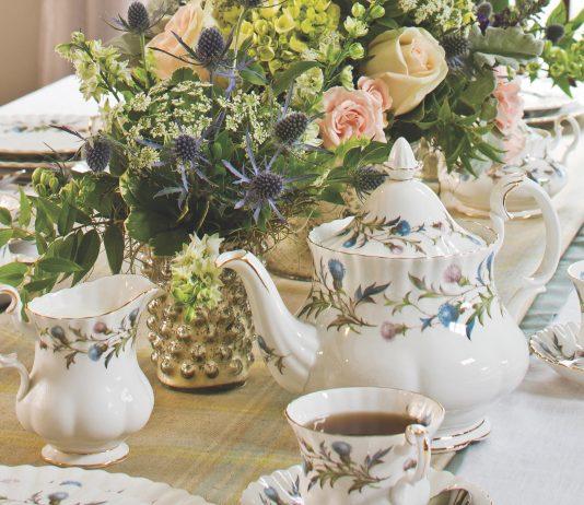 A Bonnie Scottish Tea