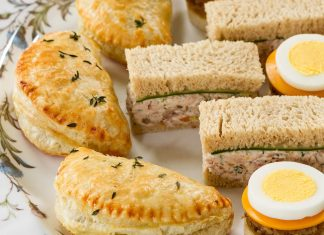 Smoked Trout Sandwiches