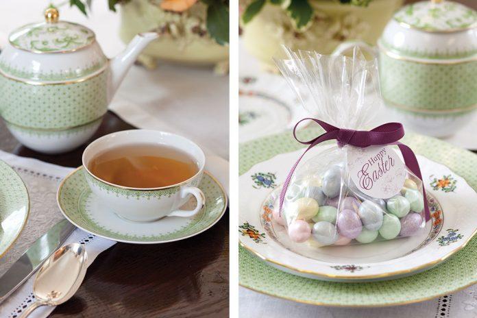 A Delightful Easter tea