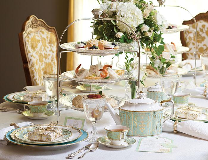 Bridesmaids Tea