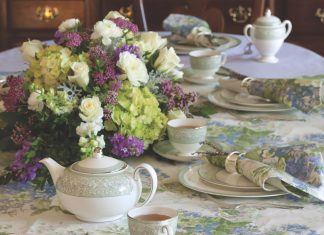 Mother's Day Teatime