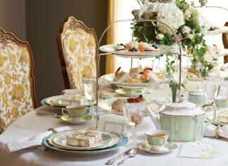 Bridesmaid Tea