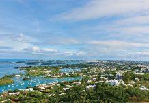 Afternoon Tea in Bermuda