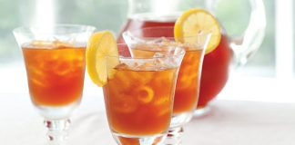 Six Steps to Stylish Iced Tea