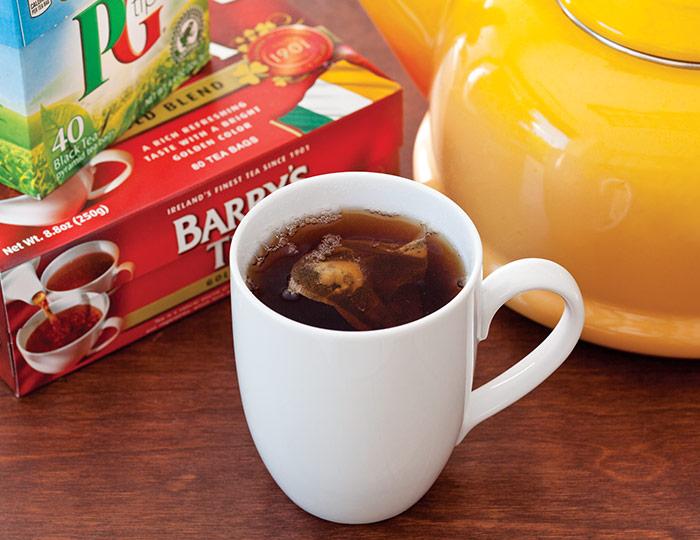 Tea as You Like It
