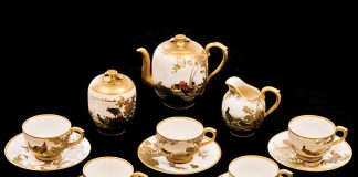 The Chitra Collection: Tea Wares of Japan