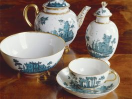 The Tea Things of Jane Austen
