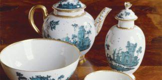 The Tea Things of Jane Austen