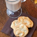 White Chocolate–Macadamia Cookies