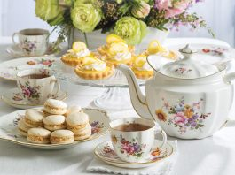 Teatime Celebrations Teapot Giveaway