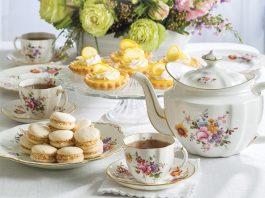 Teatime Celebrations Teapot Giveaway