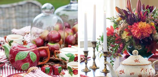 8 Inspiring Autumn Tablescapes