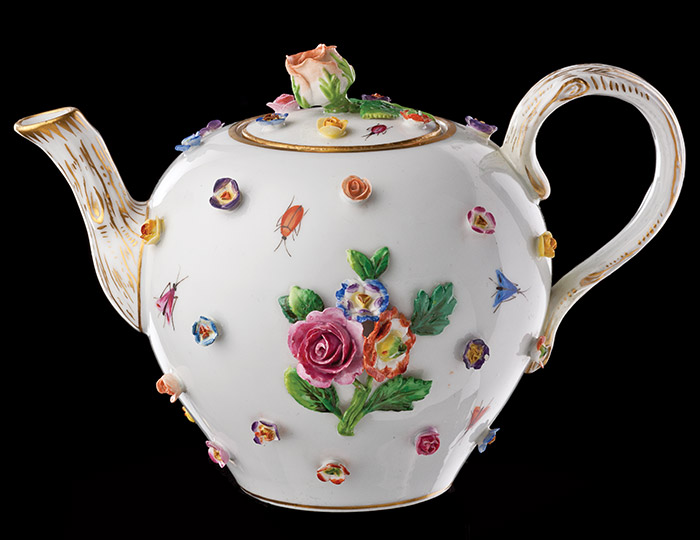 The Chitra Collection: European Porcelains
