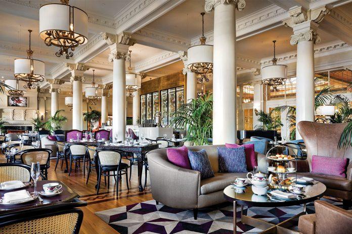 Fairmont Hotels & Resorts' Lot 35 Tea