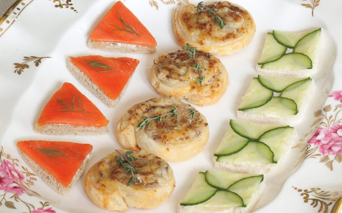 these delectable dilled orange salmon canaps are full of flavor from fresh dill lime zest and cream cheese pictured with walnut olive palmiers center - Canapes