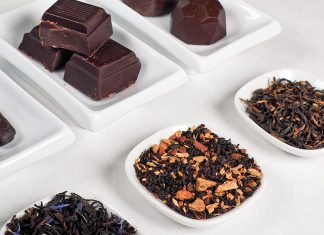 Pairing Tea and Chocolate