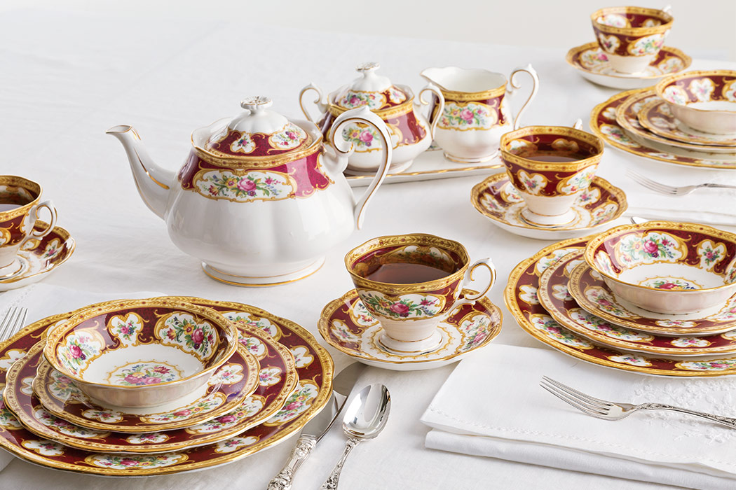 The Complete Table Bold and Elegant & China Archives - TeaTime Magazine