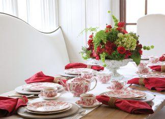 Plan a Festive Tea Brunch