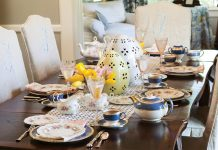 A Simply Splendid Easter Tea