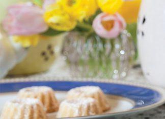 Honey-Almond Pound Cakes