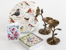 2018 Spring Bird Watchers Tea Giveaway