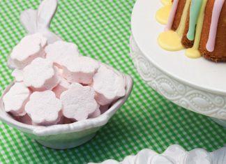 Pink Strawberry Marshmallows