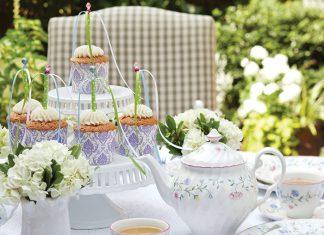 May Day Tea