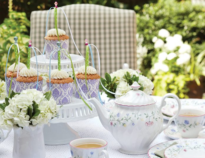 May Day Tea The Worlds Favorite Season Is Spring All Things Seem Possible