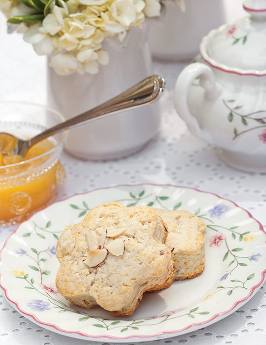 May Day tea favorite summer scones