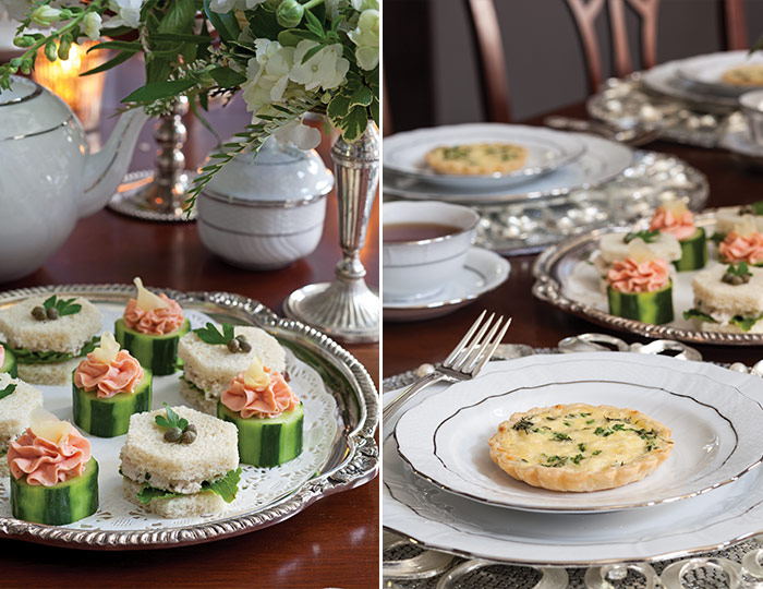 In Her Honor: Mother's Day Tea