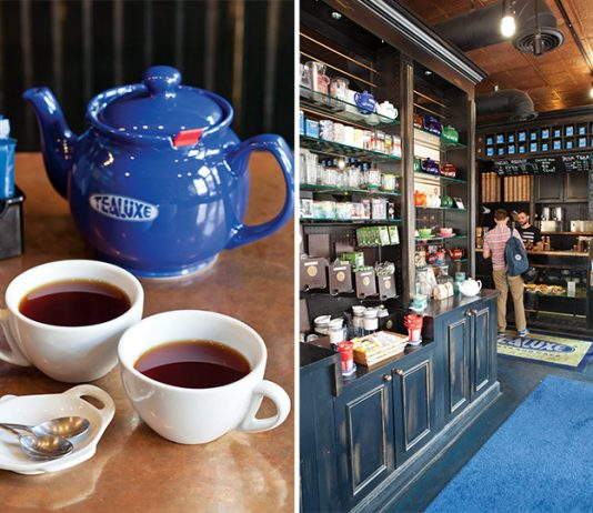 Tealuxe: Serving UpMore Than Just a Great Pot of Tea