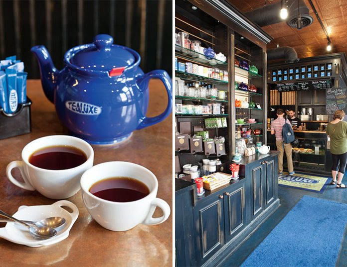 Tealuxe: Serving Up More Than Just a Great Pot of Tea