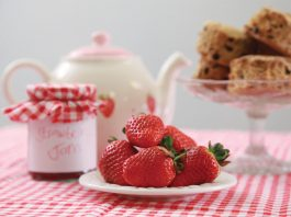 Putting The Kettle On in the United Kingdom for a Good Cause