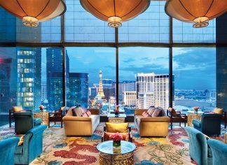 The Mandarin Oriental: Las Vegas