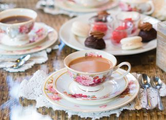 TeaTime 15: Notable Tearooms