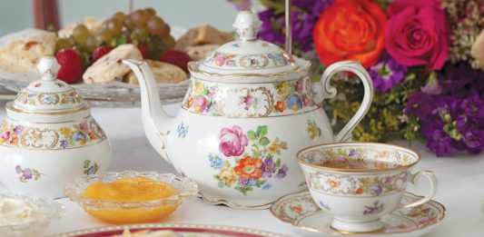 How to Create Your Own Afternoon Tea Menu & Table Settings Archives - TeaTime Magazine