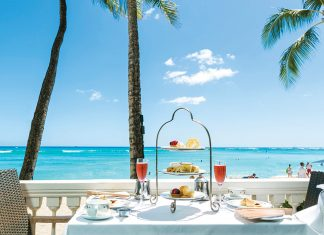 The Tea Experience: Afternoon Tea on Waikiki