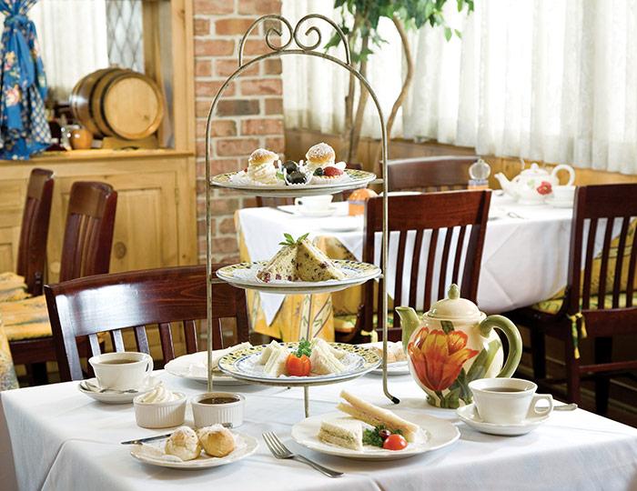 TeaTime 15: Notable Tearooms