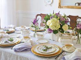 Lavender & Lace Tea