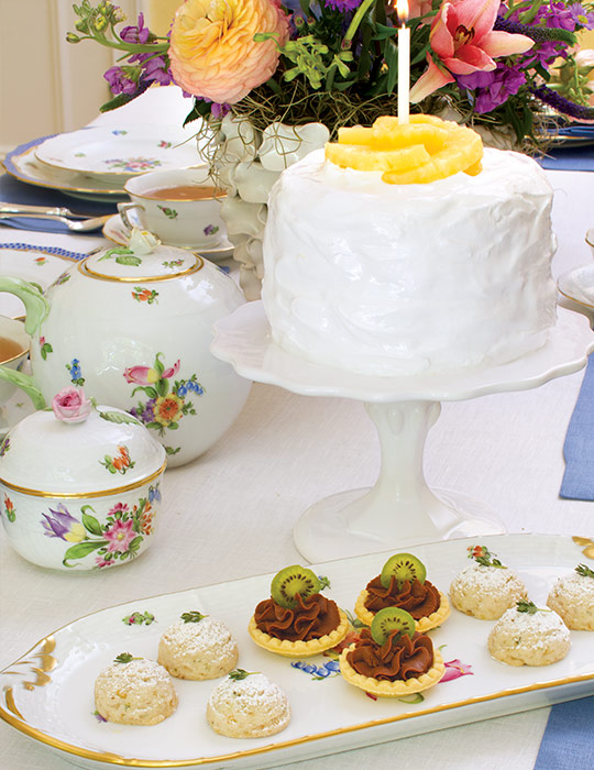 A Surprise Tea Celebration