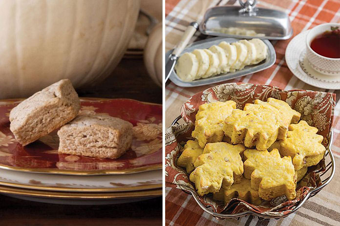 Fall for 8 of Our Favorite Autumn Scones
