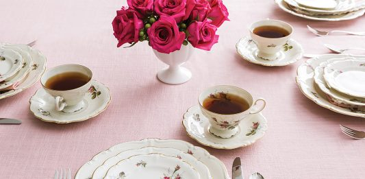 The Complete Table: A Rosy Affair