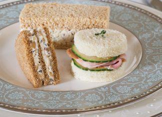 Green Apple–Chicken Salad Sandwiches